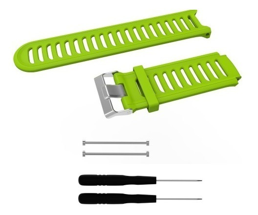 Pulseira Garmin 910xt Verde