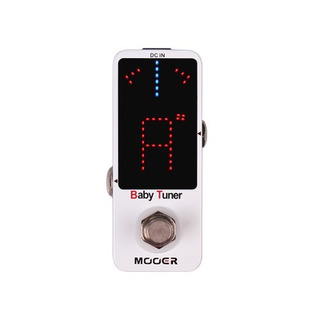 Pedal Guitarra Mooer Baby Tuner Afinador T By Pass Cromático