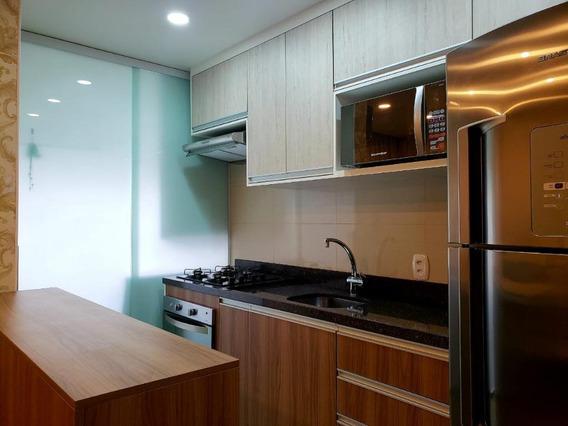 Apartamento Em Vila Mogilar, Mogi Das Cruzes/sp De 48m² 2 Quartos À Venda Por R$ 269.900,00 - Ap404687