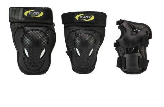 Equipo De Protecciones Para Patinar Blazer