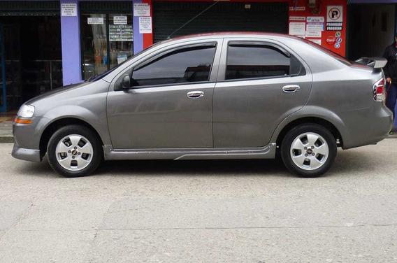 Chevrolet Aveo Aveo Family 2011