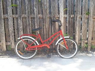 Bicicleta Dama 24