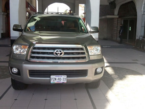 Toyota Sequoia 5.7 Platinum Mt