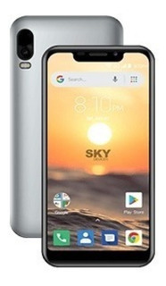 Celular Libre Sky Platinum Uno 16gb / 1 Gb Quad 8mpx Funda Y Vidrio!