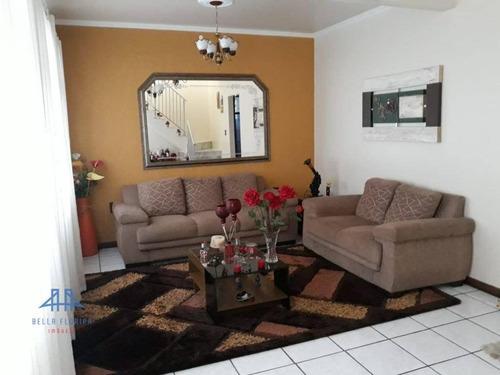 Casa Com 3 Dormitórios À Venda, 180 M² Por R$ 550.000,00 - Saco Dos Limões - Florianópolis/sc - Ca0591