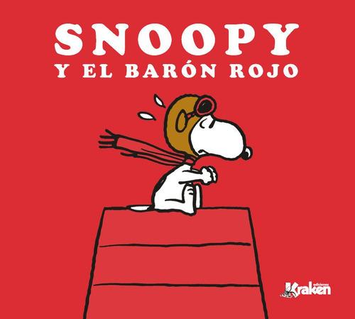 Snoopy Y El Barón Rojo, Charles Schulz, Kraken