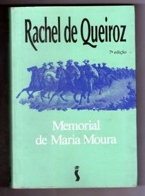 Memorial De Maia Moura - Rachel De Queiroz - Ed. Siciliano