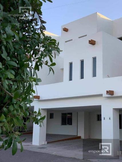 Ultimas Casas Disponibles En Venta En Col Zarco En Fraccionamiento Privado