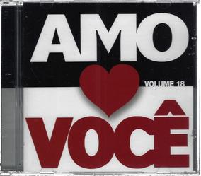 Cd Amo Você Vol18 Léa Mendonça Alex & Alex Pg Voices...