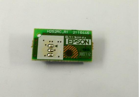 Placa Sensor Ir H255rc-r1 Projetor Epson Power Lite 83c