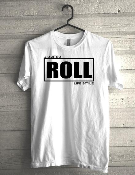 Camiseta Roll Jiujitsu