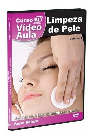 Curso Video Aula Estética Facial E Limpeza De Pele Renda Ext