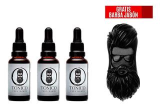 Tónico Para Barba X3 Unidades - mL a $500