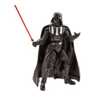 Muñeco Figura Darth Vader Articulada Parlante 35cm Original