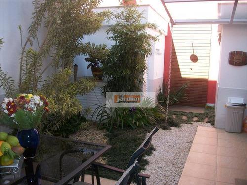 Sobrado Residencial À Venda, Parque São Diogo, São Bernardo Do Campo. - So0820