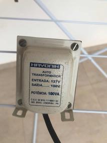Auto Transformador 127 Para100