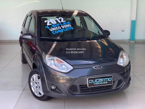Imagem 1 de 12 de Ford Fiesta Class 1.6 Flex 2012