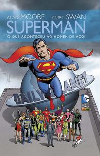 Hq Superman O Que Aconteceu Ao Homem De Aço