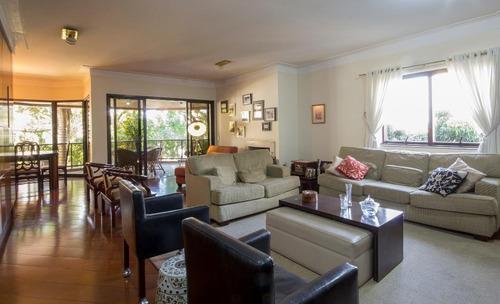 Apartamento Com 4 Dormitórios À Venda, 290 M² Por R$ 2.300.000,11 - Santana - São Paulo/sp - 10458