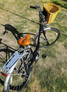 Bicicleta Juan De Dama. Estilo Clásico