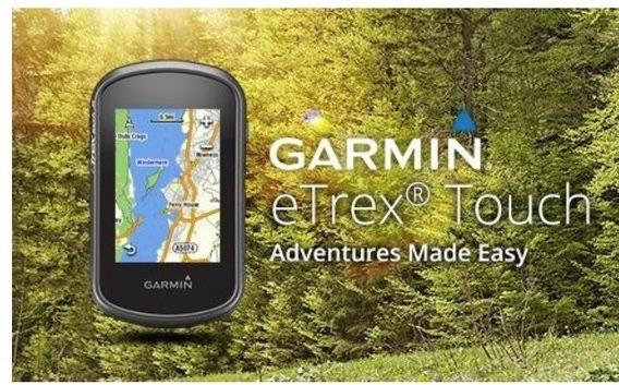 Garmin Etrex 35t Touch