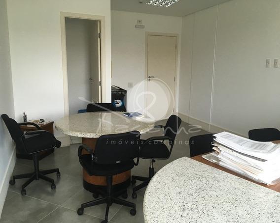 Sala Para Venda Na Mansões Santo Antônio Em Campinas - Sa00146 - 32025895