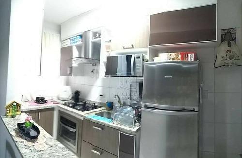Cobertura Residencial À Venda, Vila América, Santo André. - Co3601
