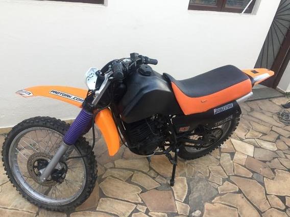 Yamaha Dt 180 - Trilha - 1993 / Troco Por Outra Moto.
