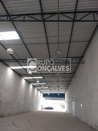 Imagem 1 de 12 de Salão Comercial Na Avenida Sapopemba, 500 M², 2 Banheiros, 5 Vagas De Estacionamento - Código: 3551