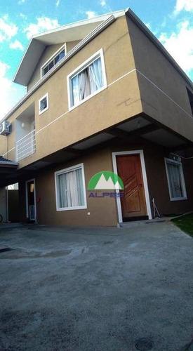 Imagem 1 de 28 de Sobrado À Venda, 169 M² Por R$ 698.000,00 - Uberaba - Curitiba/pr - So0920