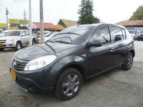 Renault Sandero 2012 Gris 1.6