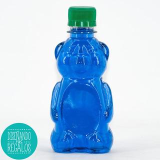 Envase Oso C/ Tapa 240cc Candy Bar Golosinas Ept-os240 .x1u.