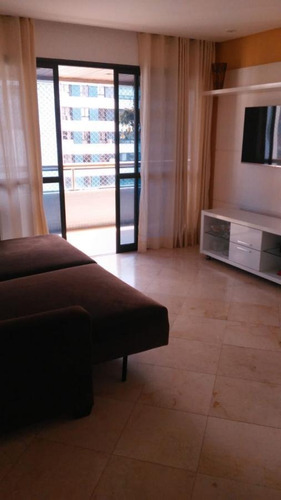 Apartamento Para Venda Em Salvador, Cidade Jardim, 4 Dormitórios, 1 Suíte, 3 Banheiros, 2 Vagas - Mm 2144_2-1132499