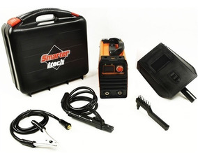 Maquina Solda Inversora Eletrodo Tig 220v Smart Starevo-220