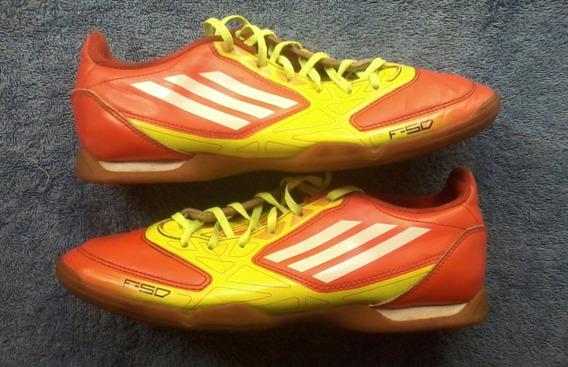 Zapatos Gomas adidas F50 Originales Futsala Futbol
