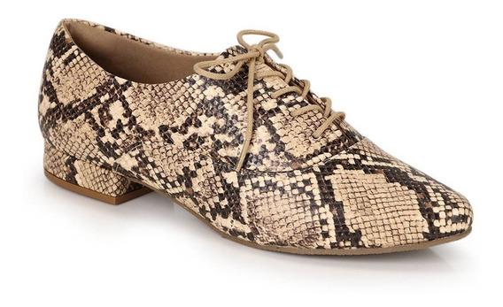 Sapato Oxford Lara Cobra