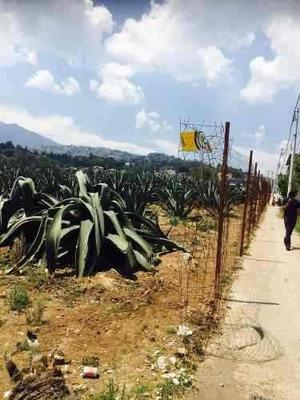 Terrenos En Venta En Cuajimalpa De Morelos