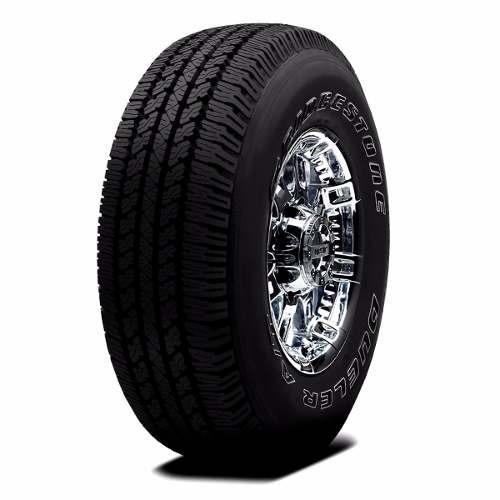 265/65 R17 Bridgestone Dueler A/t 693 Ahora 12/18 Cuotas