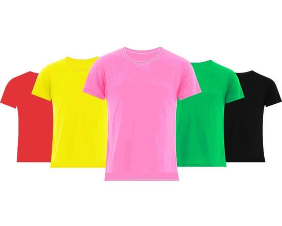 12 Camisas Malha Pp Valor 119,99