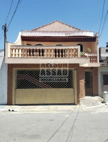 Imagem 1 de 30 de Sobrado Para Venda No Bairro Vila Pierina, 3 Dorm, 1 Suíte, 2 Vagas, 150 M - 2185