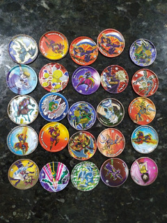 Coleções Yu-gi-ho Metal Elma Chips