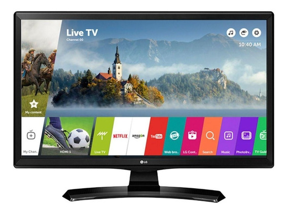 Smart Tv Monitor Lg 28mt49s-ps 27,5 Lcd Hd