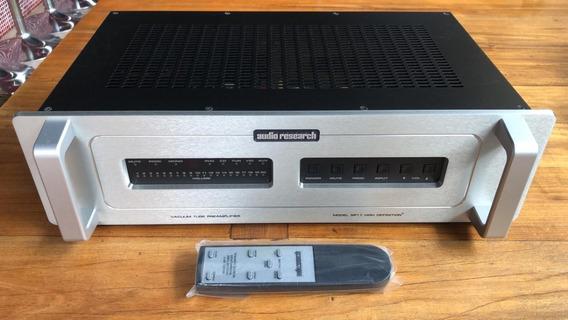 Preamplificador Audio Research Valvulado Sp17 - Hificlub