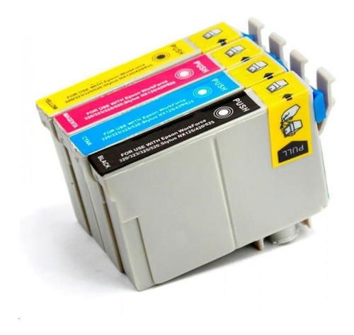 Combo Cartuchos Para Epson 196 197 Xp201 Xp211 Xp401