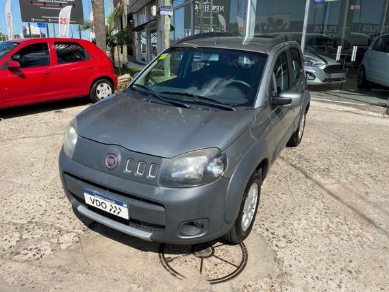 Fiat Uno Way 1.4 8v Vehiculosdeloeste
