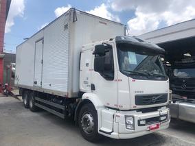 Volvo Vm 270 6x2 Truck Baú Caminhao Trucado Vw 24280 24250