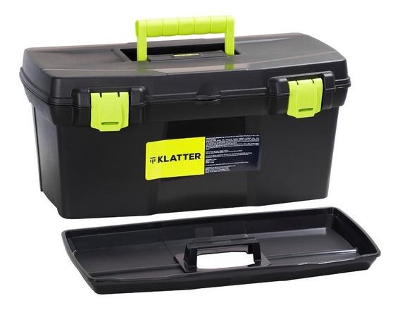 Caixa Maleta Para Ferramentas 19 Pol Empilhável Klatter