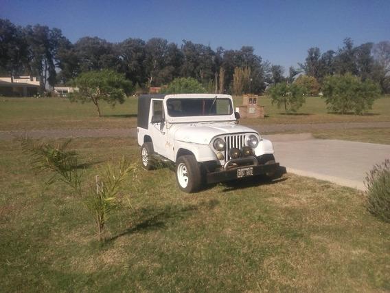 Jeep Jeep Ika Corto
