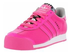 Tênis adidas Originals Samoa Laser Pink Low, Pronta Entrega.