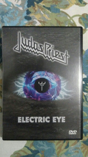 Dvd Judas Priest Electric Eye